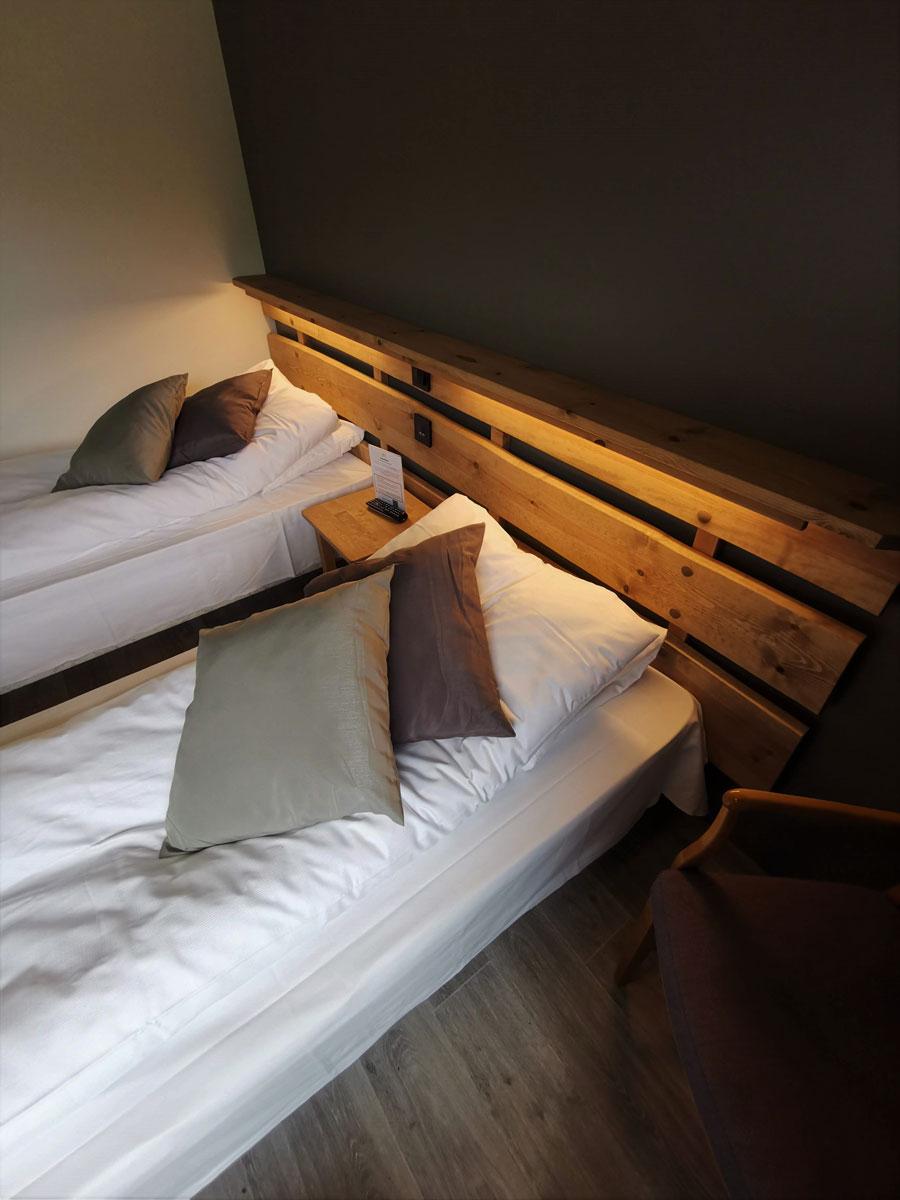 Overnatting på Honne Hotell og Konferansesenter